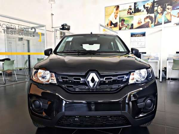 Renault Kwid Zen 1.0 Flex 12v 5p Mec. 2020 R$ 38.800,00 MG VRUM