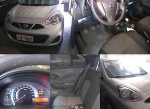 Nissan March S 1.0 12v Flex 5p em Belo Horizonte, MG valor de R$ 34.000,00 no Vrum
