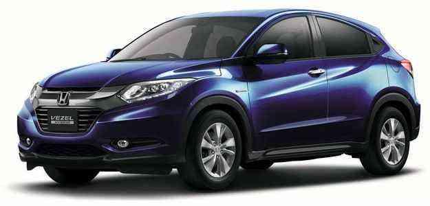 Honda confirma a produção do Vezel na fábrica brasileira - Honda/divulgação