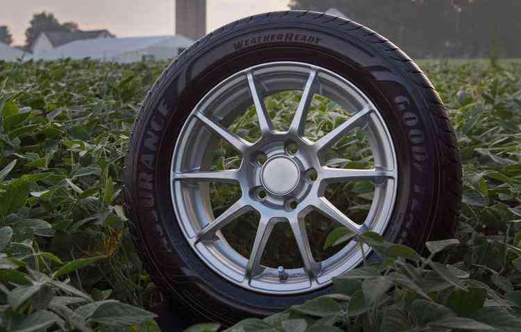 Não há previsão para a Goodyear trazer essa inovação ao Brasil  - Goodyear / Divulgação