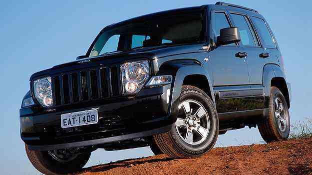 Unidades envolvidas no recall foram produzidas em 2011 e 2012 - Studio Malagrine/Jeep Divulgação