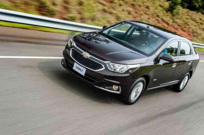Chevrolet Cobalt 2016Edy Danessi/GM/Divulgação