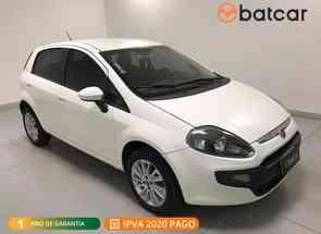 Fiat Punto Essence 1.6 Flex 16v 5p em Brasília/Plano Piloto, DF valor de R$ 35.500,00 no Vrum