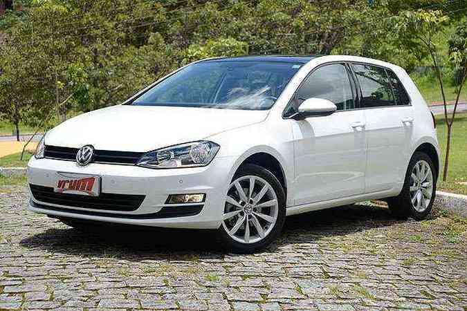 3d47127a3b9aa Volkswagen Golf 1.4 TSI manual é o carro para quem gosta de tradição ...
