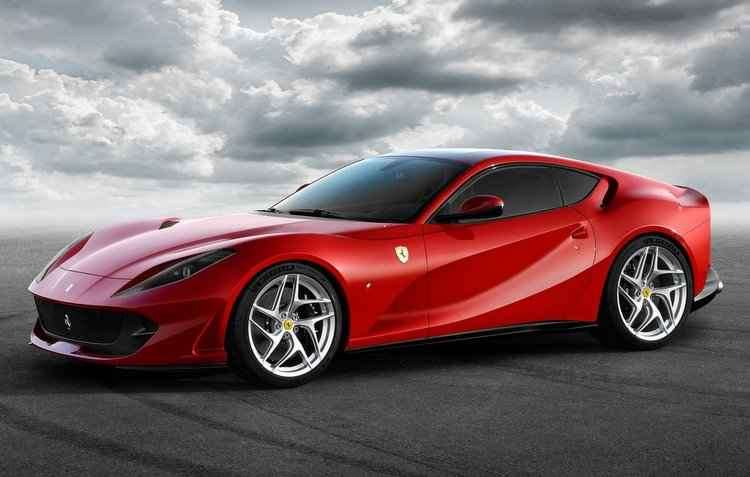 Supercarro está com presença garantida no Salão de Genebra  - Ferrari/Divulgação