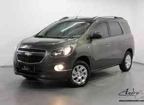 Chevrolet Spin Ltz 1.8 8v Econo.flex 5p Aut. em Belo Horizonte, MG valor de R$ 45.800,00 no Vrum