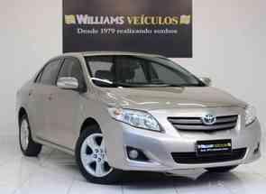 Toyota Corolla Xei 1.8/1.8 Flex 16v Aut. em Brasília/Plano Piloto, DF valor de R$ 41.990,00 no Vrum