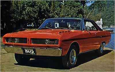 Lançado em 1974, o Dart Gran Sedan tinha acabamento mais sóbrio - Editora Abril/Divulgação