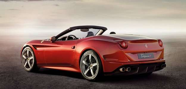 Califórnia T gera potência de 560 cv e torque máximo de 76,99 kgfm - Ferrari/divulgação