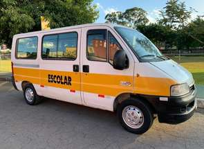 Fiat Ducato Minibus 2.8 Turbo Diesel em Belo Horizonte, MG valor de R$ 32.500,00 no Vrum