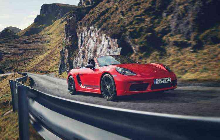 Disponível na Europa, modelo deve chegar ao Brasil ainda em 2019. Foto: Porsche / Divulgação -