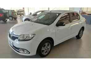 Renault Logan Exclusive Easyr Hi-flex 1.6 8v 4p em Pouso Alegre, MG valor de R$ 34.900,00 no Vrum