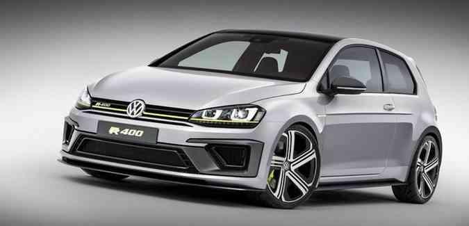 Design esportivo será combinado à tração integral e freios reforçados(foto: Volkswagen/divulgação )
