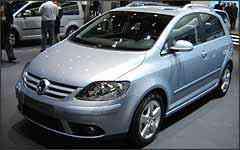 Golf com tecnologia BlueMotion, a diesel, faz 22,2 km/l e emite 119 g/km de CO2  -