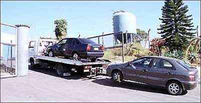 Comprador que não transfere documento e tem veículo rebocado, não consegue retirá-lo - Maria Tereza Correia/EM/D.A Press - 3/7/03