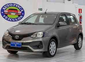 Toyota Etios 1.3 Flex 16v 5p Mec. em Belo Horizonte, MG valor de R$ 53.800,00 no Vrum