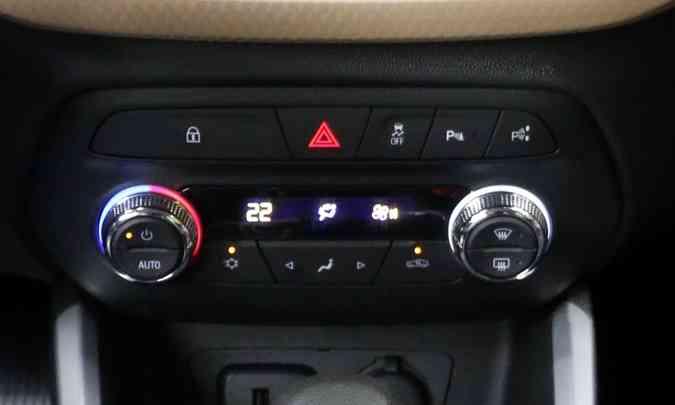 A Anfavea retardou a exigência da adoção de itens de segurança como o controle de estabilidade, obrigatório a partir deste ano(foto: Chevrolet/Divulgação)