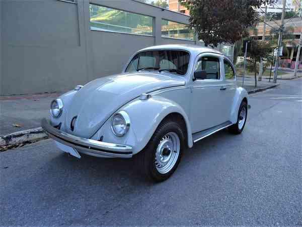 Volkswagen Fusca 1985 R$ 33.500,00 MG VRUM