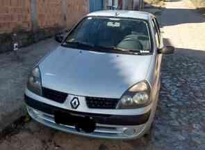 Renault Clio Sedan Rn/ Expression 1.6 16v 4p em Belo Horizonte, MG valor de R$ 8.000,00 no Vrum