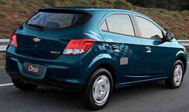 Onix é o carro chefe da Chevrolet no Brasil: 11.698 vendas em maio -