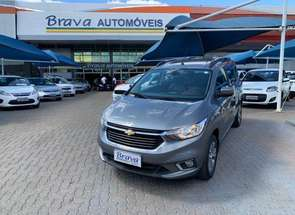 Chevrolet Spin Ltz 1.8 8v Econo.flex 5p Aut. em Brasília/Plano Piloto, DF valor de R$ 69.900,00 no Vrum