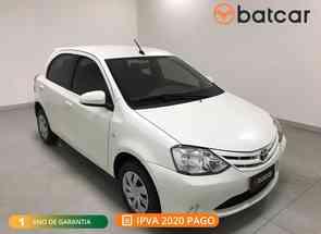 Toyota Etios Xs 1.5 Flex 16v 5p Mec. em Brasília/Plano Piloto, DF valor de R$ 38.500,00 no Vrum