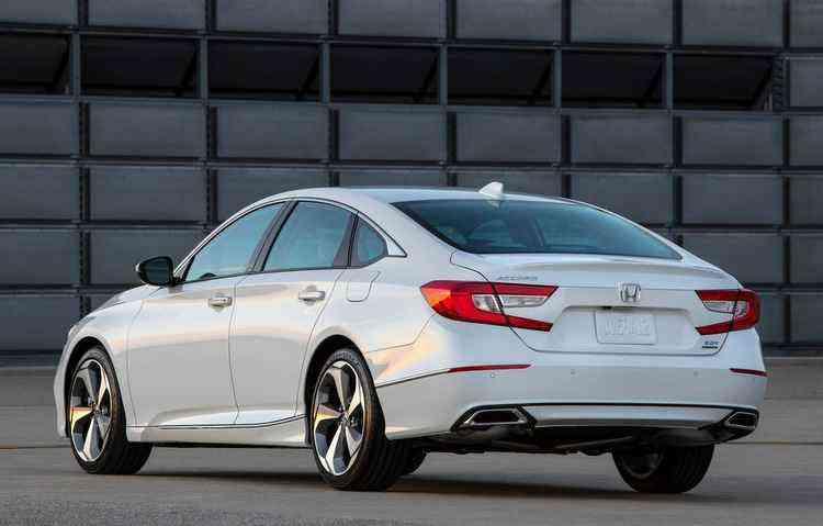 Modelo de entrada tem motor 1.5 turbo quatro cilindros com 194 cv de potência e 26,5 kgfm de torque - Honda/Divulgação