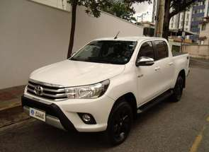 Toyota Hilux CD Srv 4x4 2.8 Tdi Diesel Aut. em Belo Horizonte, MG valor de R$ 189.000,00 no Vrum
