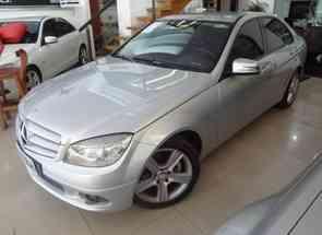 Mercedes-benz C-180 Cgi Classic 1.8 16v 156cv Aut. em Londrina, PR valor de R$ 58.500,00 no Vrum