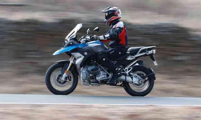 A potência saltou para 136cv e o torque para 14,5kgfm(foto: BMW/Divulgação)