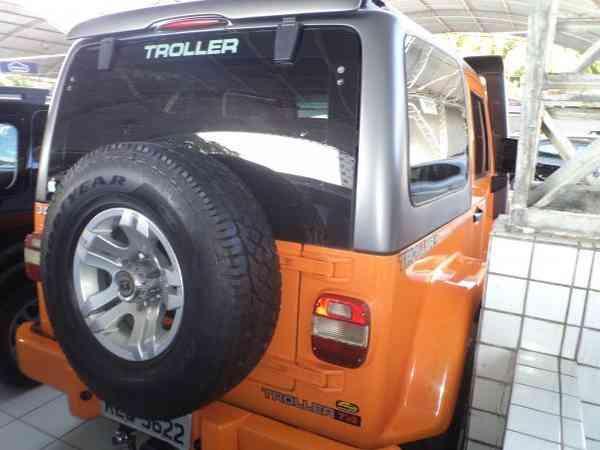 Troller T-4 4x4 3.0 Tb Int. Cap. Rígida Diesel