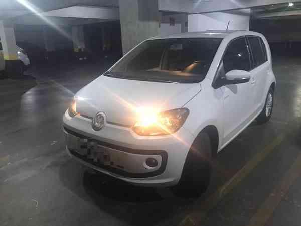 Volkswagen Up! High 1.0 Tsi Total Flex 12v 5p