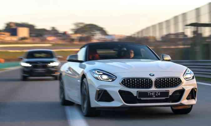 Nova geração do esportivo BMW Z4(foto: Rodrigo Ruiz/BMW/Divulgação)