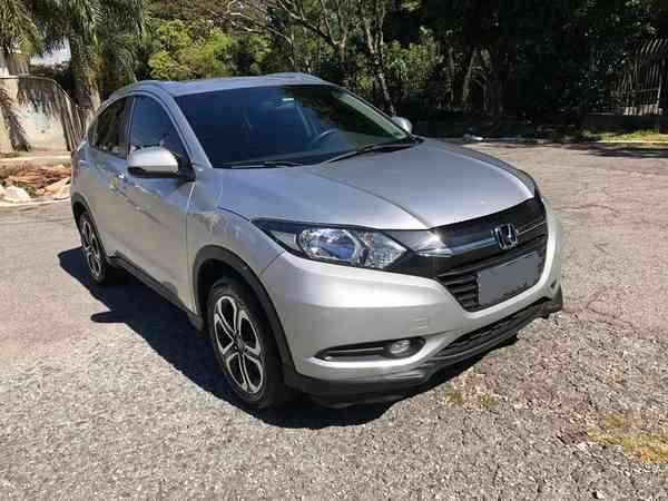 Honda Hr-v Ex 1.8 Flexone 16v 5p Aut. 2016 R$ 84.000,00 MG VRUM