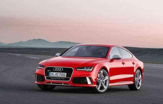 O carro é o segundo mais caro da marca no país e custa R$ 589.360 - Audi/divulgação