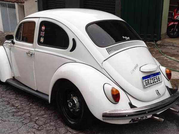 Volkswagen Fusca 1974 R$ 7.900,00 MG VRUM