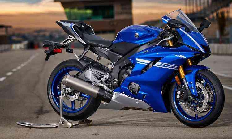 O motor não mudou e tem quatro cilindros em linha - Yamaha/Divulgação