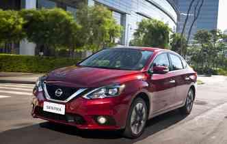 Versões SV e SL com a novidade custam R$ 90.900 e R$ 109.900, respectivamente. Foto: Nissan / Divulgação