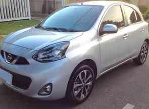 Nissan March Sl 1.6 16v Flex Fuel 5p em Belo Horizonte, MG valor de R$ 34.900,00 no Vrum