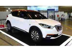 Nissan Kicks Sl 1.6 16v Flexstar 5p Aut. em Divinópolis, MG valor de R$ 87.800,00 no Vrum