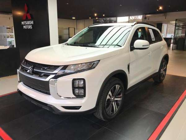 Mitsubishi Outlander Sport Gls 2.0 16v Flex Aut. 2022 R$ 165.990,00 MG VRUM