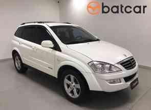 Ssangyong Kyron 2.0 16v 141cv Tdi Diesel Aut. em Brasília/Plano Piloto, DF valor de R$ 41.500,00 no Vrum
