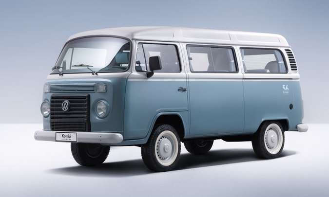 Em 2013, edição comemorativa Last Edition foi lançada para dar adeus ao modelo no Brasil(foto: Volkswagen/Divulgação)