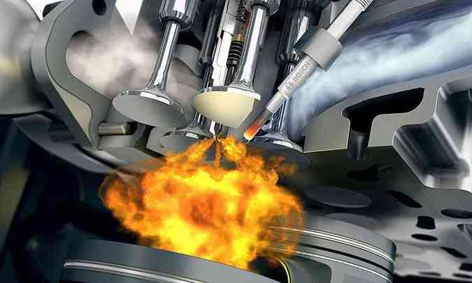 Bosch desenvolve sistemas de Controle Eletrônico (EDC), gerenciamento e injeção para motores a diesel (foto: Bosch /Divulgação)