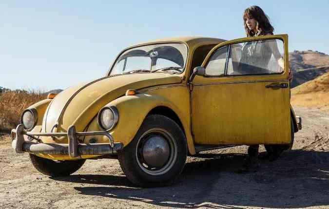Cena do filme Bumblebee. Foto: Reprodução