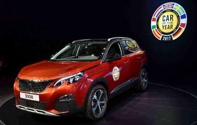 Nove marcas levarão falta na edição. A Peugeot se ausentou também na última edição - Fabrice Coffrin/AFP