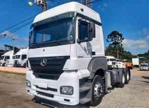 Mercedes-benz Axor 2544 S/Ls 6x2 2p (diesel) (e5) em Belo Horizonte, MG valor de R$ 250,00 no Vrum
