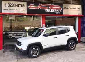 Jeep Renegade Sport 1.8 4x2 Flex 16v Mec. em Belo Horizonte, MG valor de R$ 64.900,00 no Vrum
