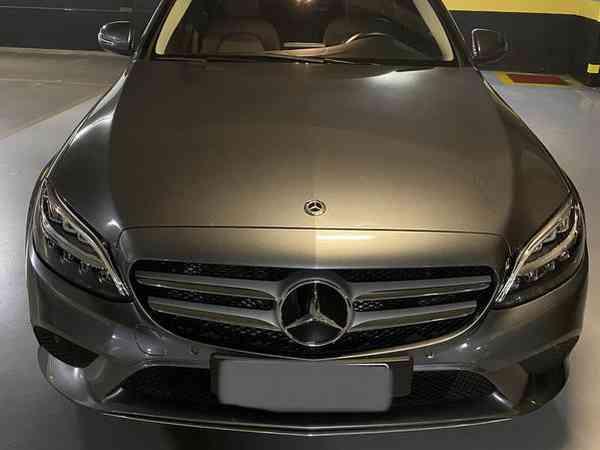 Mercedes-benz C-180 Cgi Avant. 1.6/1.6 Flextb 16v Aut. 2019 R$ 155.000,00 MG VRUM