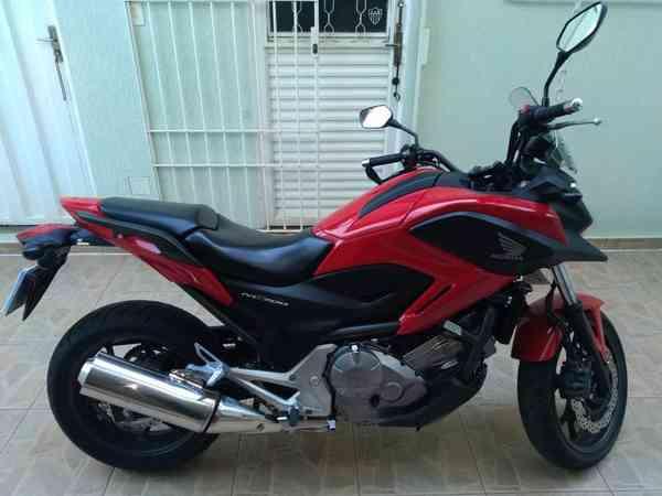 Honda Nc 700 X/ 700x Abs 2013 R$ 29.200,00 MG VRUM